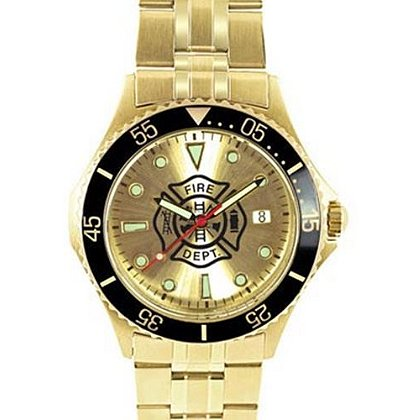 Maltese Cross Diver's Style Watch