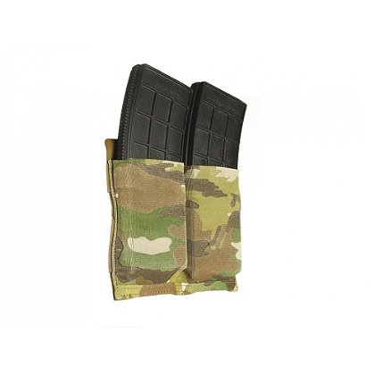 Blue Force Gear Ten-Speed Double M4 Pouch with Helium Whisper Attachment System