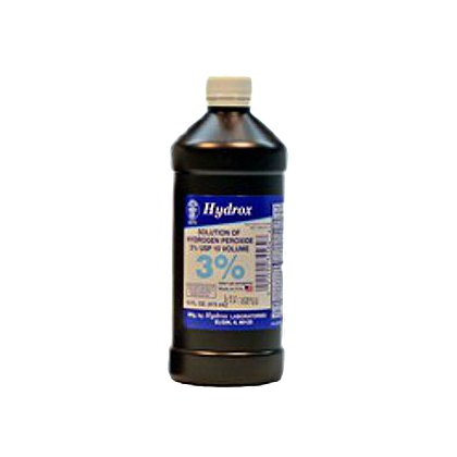 Hydrox Labs Hydrogen Peroxide 3% Solution