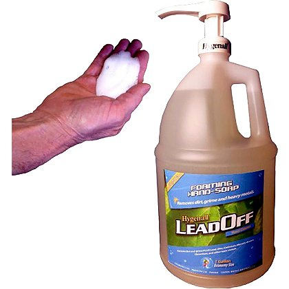 Hygenall LeadOff Foaming Soap