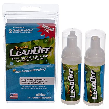 Hygenall LeadOff Range Series Foaming Hand Soap Kit