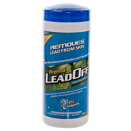 Hygenall LeadOff Disposable Cleaning and Decontamination Wipes