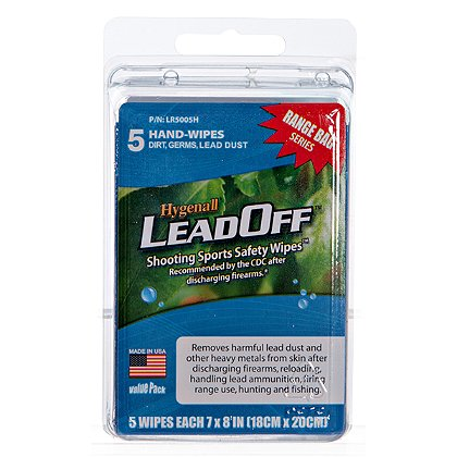 Hygenall LeadOff Range Series Single Wrapped Disposable Cleaning and Decontamination Wipes