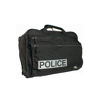 Inertia Designs Police (P) Pannier Side Mount Bike Rack Bag