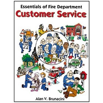 IFSTA Essentials of Fire Department Customer Service Book, 1st Edition