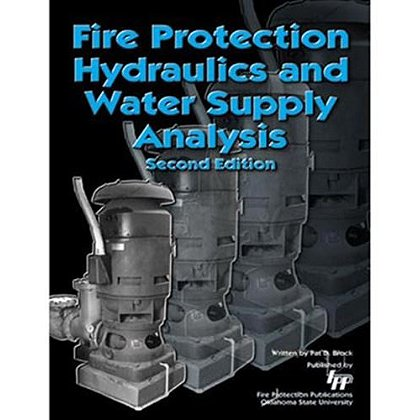 IFSTA Fire Protection Hydraulics & Water Supply Analysis Book, 2nd Edition