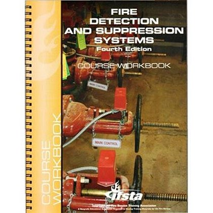 IFSTA Fire Detection and Suppression Systems Course Workbook, 4th Edition
