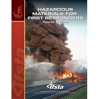 IFSTA Hazardous Materials For First Responders Textbook, 4th Edition