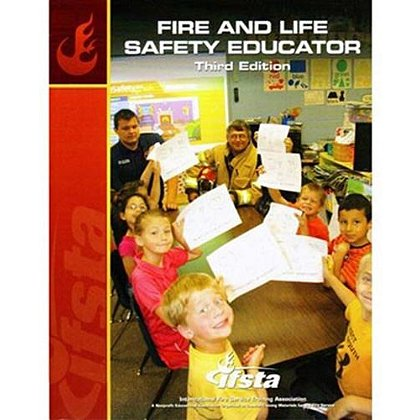 IFSTA Fire and Life Safety Educator Book, 5th Edition