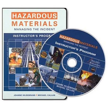 IFSTA Haz Mat Managing The Incident Instructor CD-ROM, 3rd Edition