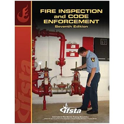 IFSTA Fire Inspection and Code Enforcement Book, 7th Edition