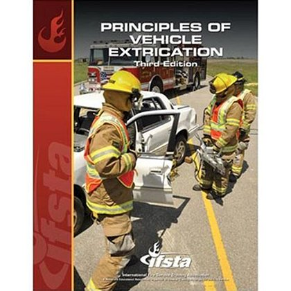 IFSTA Principles of Vehicle Extrication Book, 3rd Edition