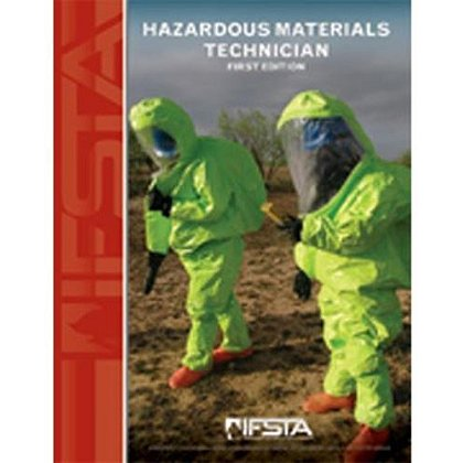IFSTA Hazardous Materials Technician Book, 1st Edition