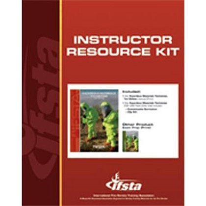 IFSTA Hazardous Materials Technician Instructor Resource Manual, 1st Edition