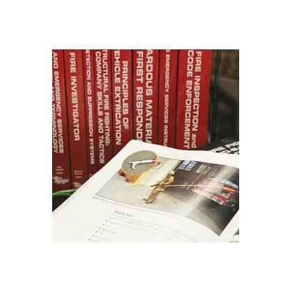 IFSTA Complete Library of Handbooks