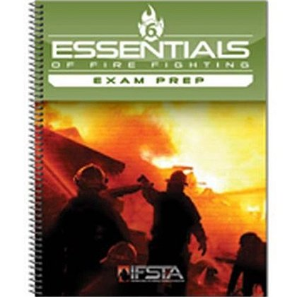 IFSTA Essentials of Firefighting Exam Prep USB Drive, 6th Edition