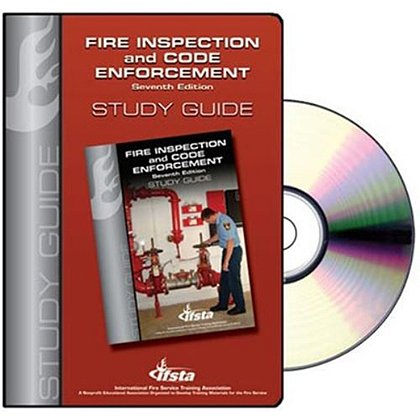 IFSTA Inspection and Code Enforcement Study Guide CD-ROM, 7th Edition