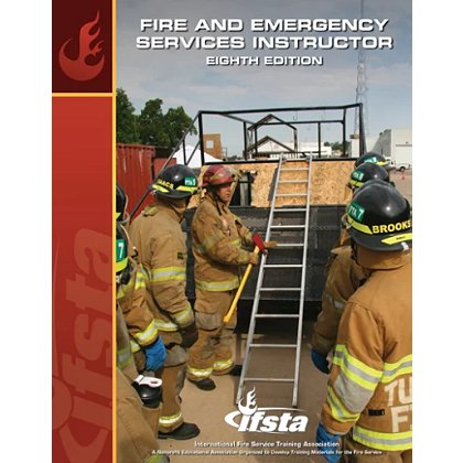 IFSTA Fire & Emergency Services Instructor, 8th Edition