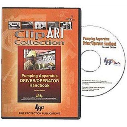 IFSTA Pumping Apparatus Driver/Operator Handbook Clip Art Collection CD-ROM, 2nd Edition