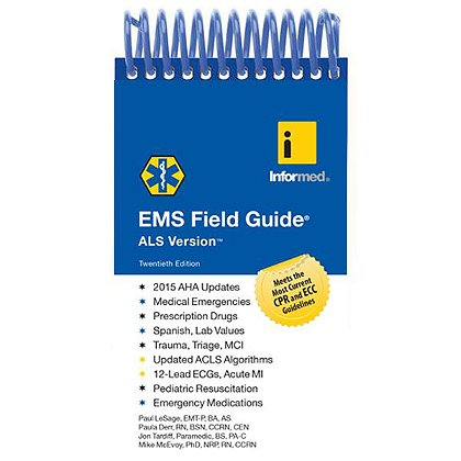 Informed EMS Field Guide, ALS Version 20e