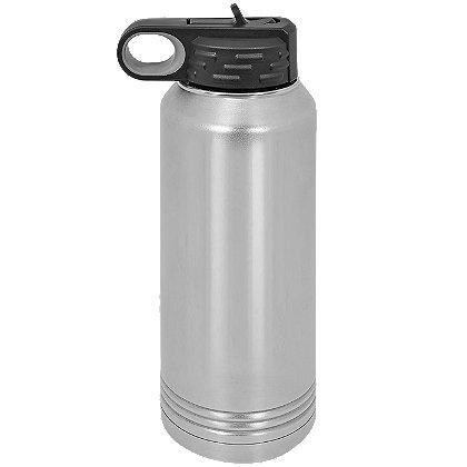 Polar Camel 32 Oz. Stainless Steel Water Bottle