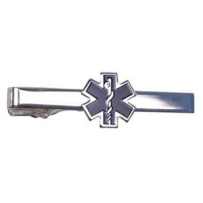 Star Of Life Tie Bar