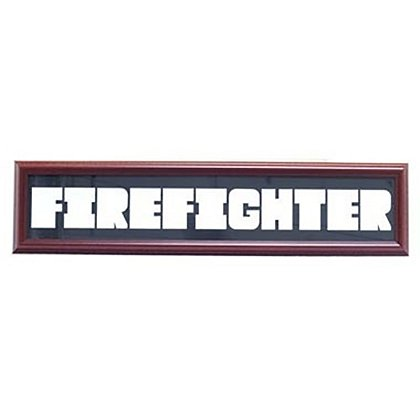 Firefighter Collage Picture Frame
