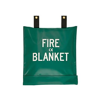 Junkin Wool Fire Blanket Storage Bag