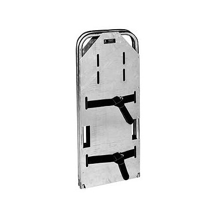 Junkin Folding Aluminum Backboard With Pins