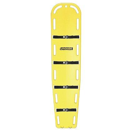 Junkin Plastic Backboard, Bright Yellow