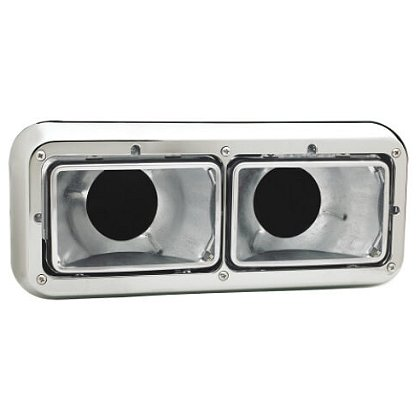 J.W. Speaker Model 8800 Evolution 2 Dual Headlight Housing Assembly