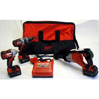 JYD Industries Milwaukee M-18 Kit #4