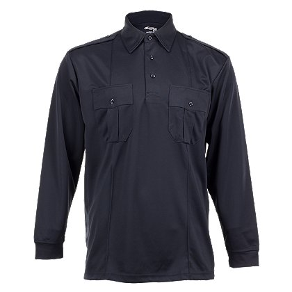 Elbeco Ufx Uniform Polo, Long-Sleeve