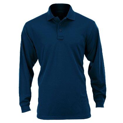 Elbeco Ufx Performance Tactical Men's Long Sleeve Polo