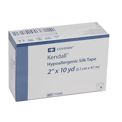 Kendall Curasilk Hypoallergenic Silk Tape