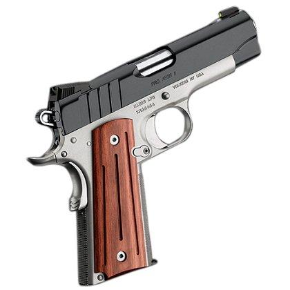 Gun Review: Kimber Aegis II 1911 Pistol -The Firearm Blog