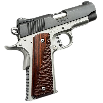Kimber Pro Carry II (Two Tone), Semi Auto, .45