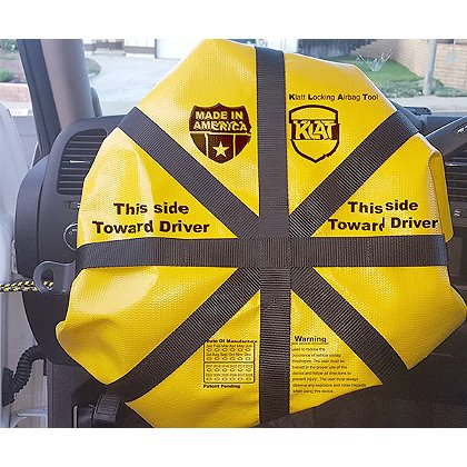 KLAT Steering Wheel Cover Device