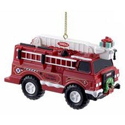 Tonka Fire Truck Ornament