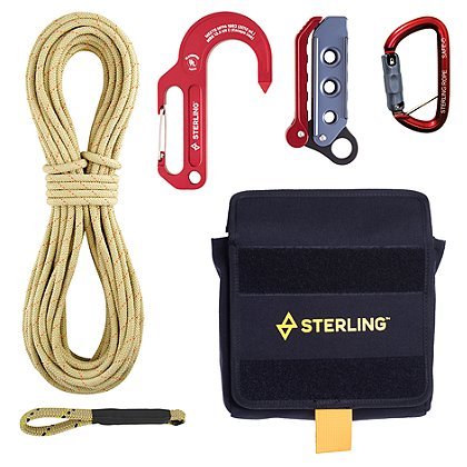 Sterling FCX TE FireTech2, LGT, Pkt Escape Kit