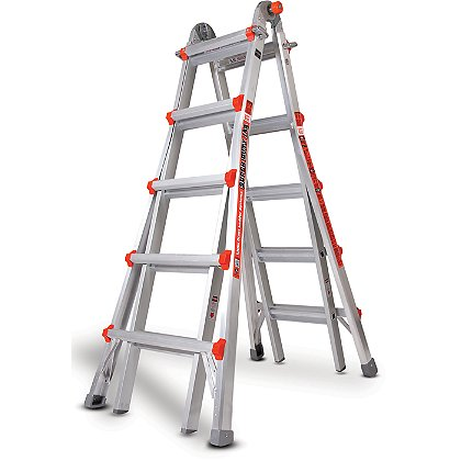 Little Giant IAA Ladder for Fire Department Uses