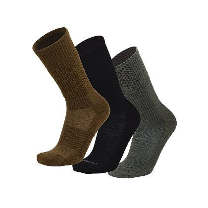 LEGEND® All-Weather Compression Merino Wool Tactical Boot Socks