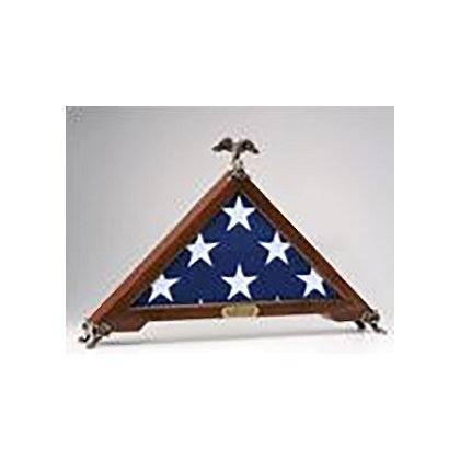 Liberty Artworks Flag Presentation Case, Engraveable