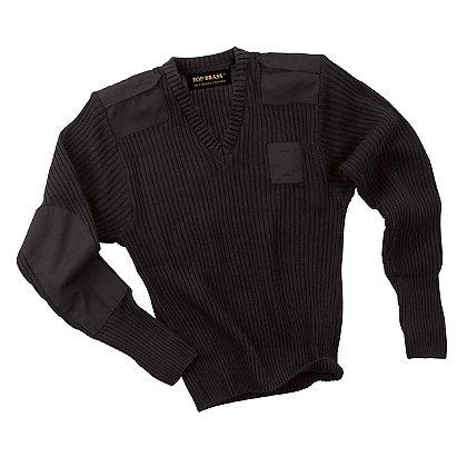 Liberty Uniforms Police V-Neck Sweater