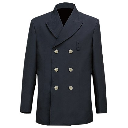 Liberty Uniforms FD Double Breasted Blouse Coat