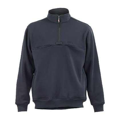 Liberty Uniforms Poly/Cotton 1/4 Pullover