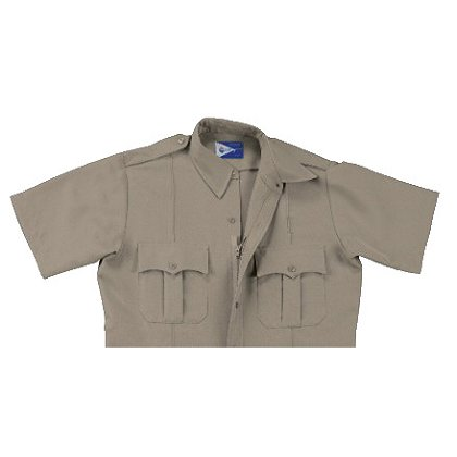 Liberty Uniforms Short Sleeve Polyester Shirt