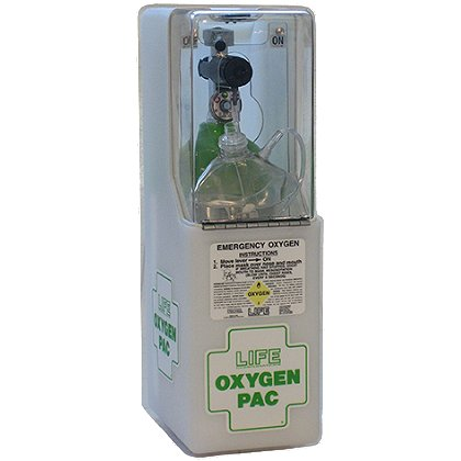 LIFE Corp OxygenPac, 6 lpm, Fixed Flow