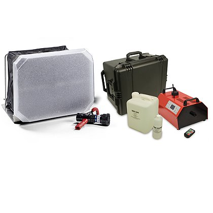 LION ATTACK Digital Fire Training Panel Trainer's Package