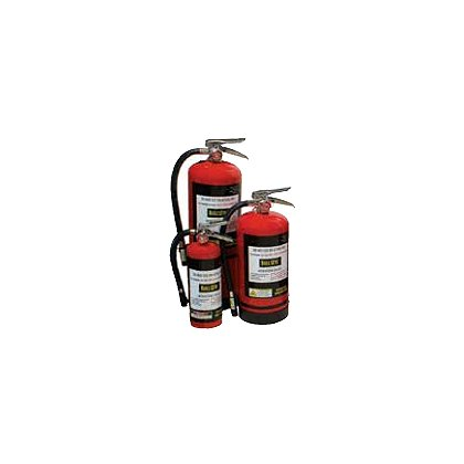LION BULLSEYE Dry Chemical Digital Laser Extinguisher